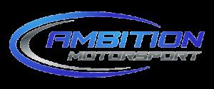 a professional karting team logo
